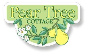 Pear Tree Cottage Sign